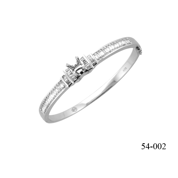 Kim Phat diamond engagement bangle