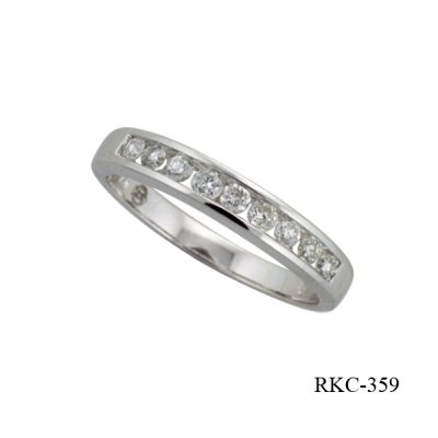 Diamond ring 18kt